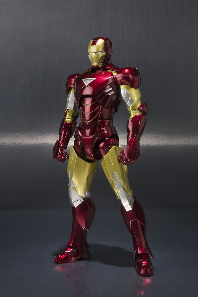[RESERVA DE DICIEMBRE 2019]IRON MAN MARK VI + HALL OF ARMOR SET