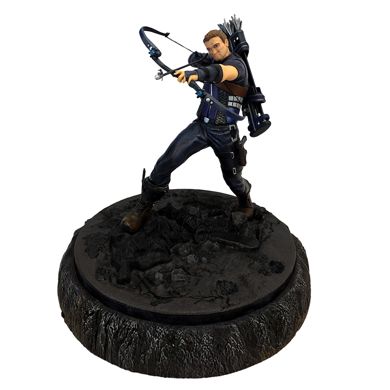 Hawkeye and Ant-man Captain America Civil War Premium Motion Statue by Factory Entertainment