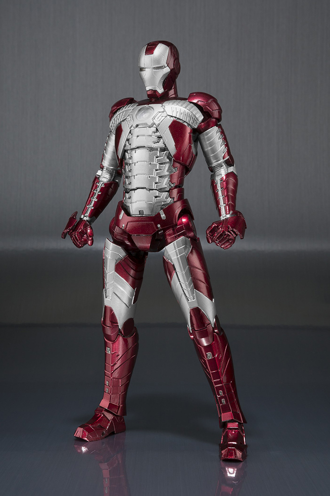 [RESERVA DE DICIEMBRE 2019]IRON MAN MARK V + HALL OF ARMOR SET