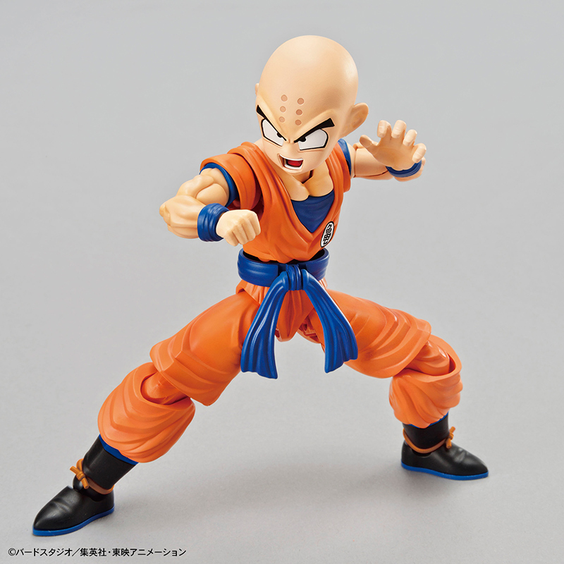 [RESERVA] DRAGON BALL Z FIGURE RISE KRILLIN