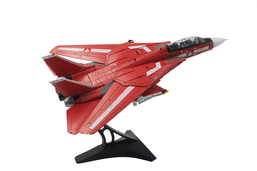 Macross Robotech F-14 S-Type Milia Valkyrie Diecast Replica 1/72 scale by Calibre Wings